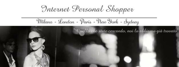 Internet Personal Shopper
